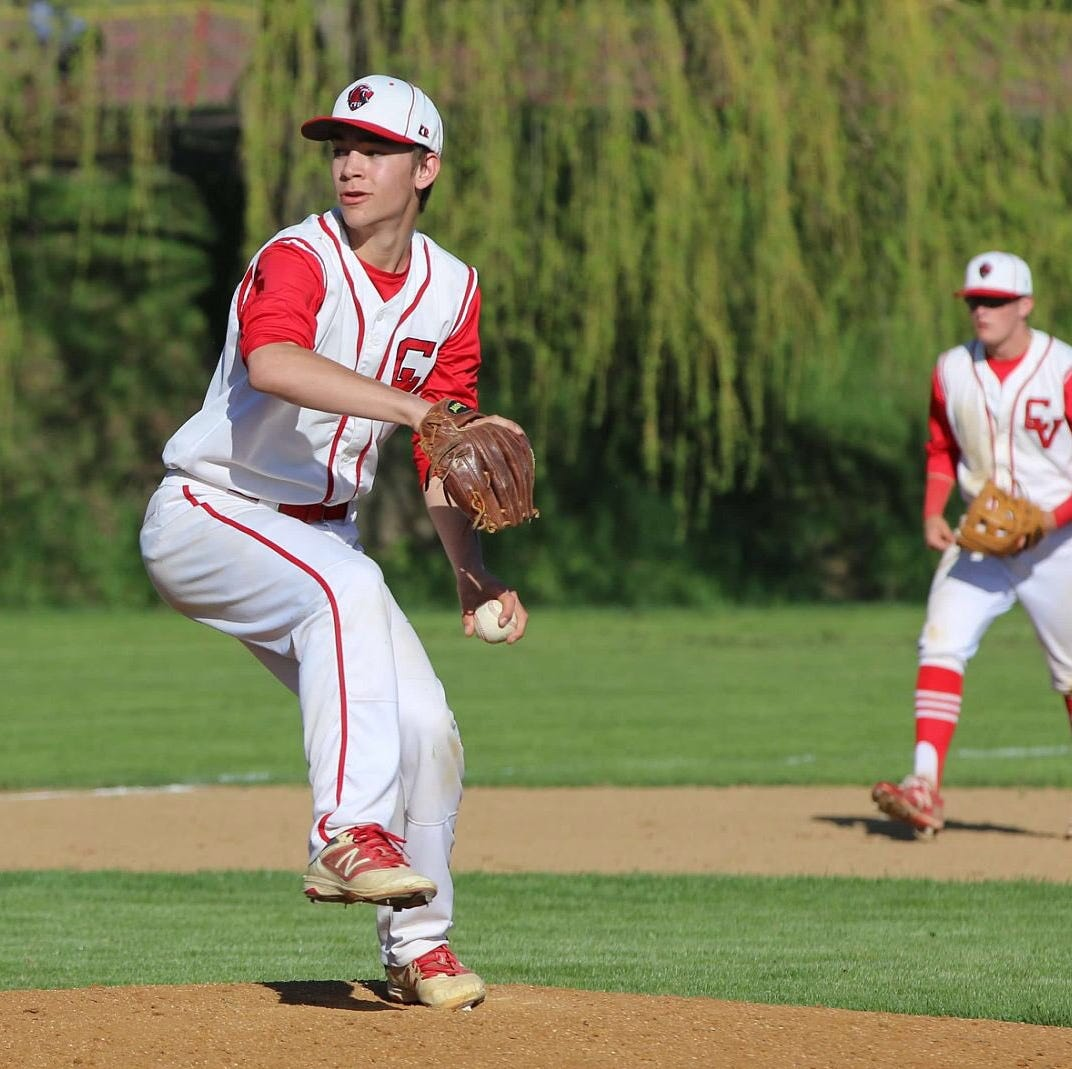 CVU's Ian Parent named Vermont's Gatorade baseball player of the year