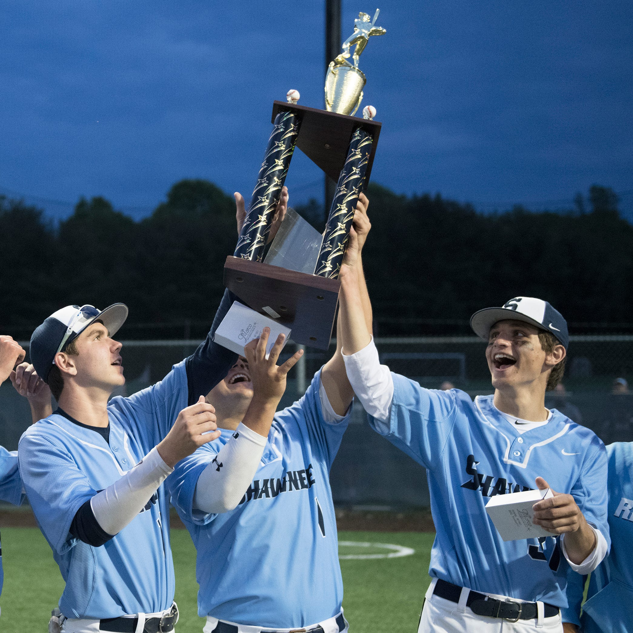 South Jersey baseball Mean 15 rankings for May 19