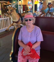 Lois Herman, a longtime Bellmawr resident, was described as sweet and quiet, but also was 'quite a character' as her altar ego of Ding-A-Ling the Clown, says friend Sandi Smith.