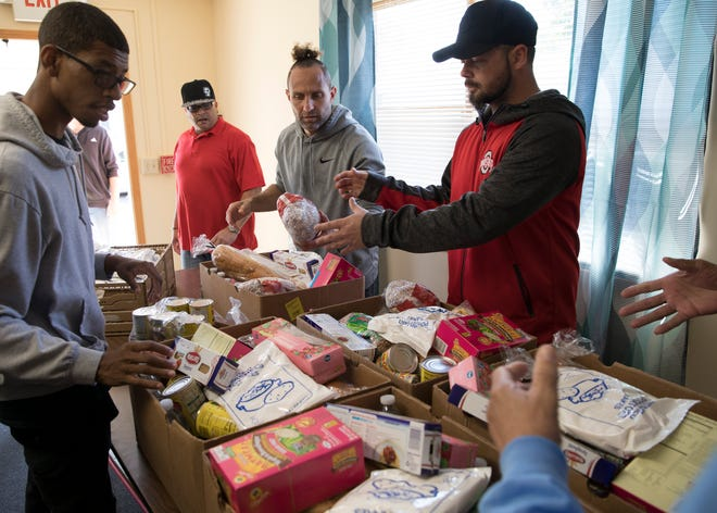 In May 2019, the Zion Baptist Church returned its food pantry to its original building on Mill Street. Pastor Troy Gray may look into extending the hours of operation to accommodate a potential influx in need after Ross County lost its exempt status.