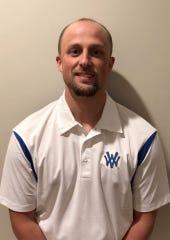 Mike Hester, Walton-Verona's new head boys basketball coach, taken May 15, 2019.