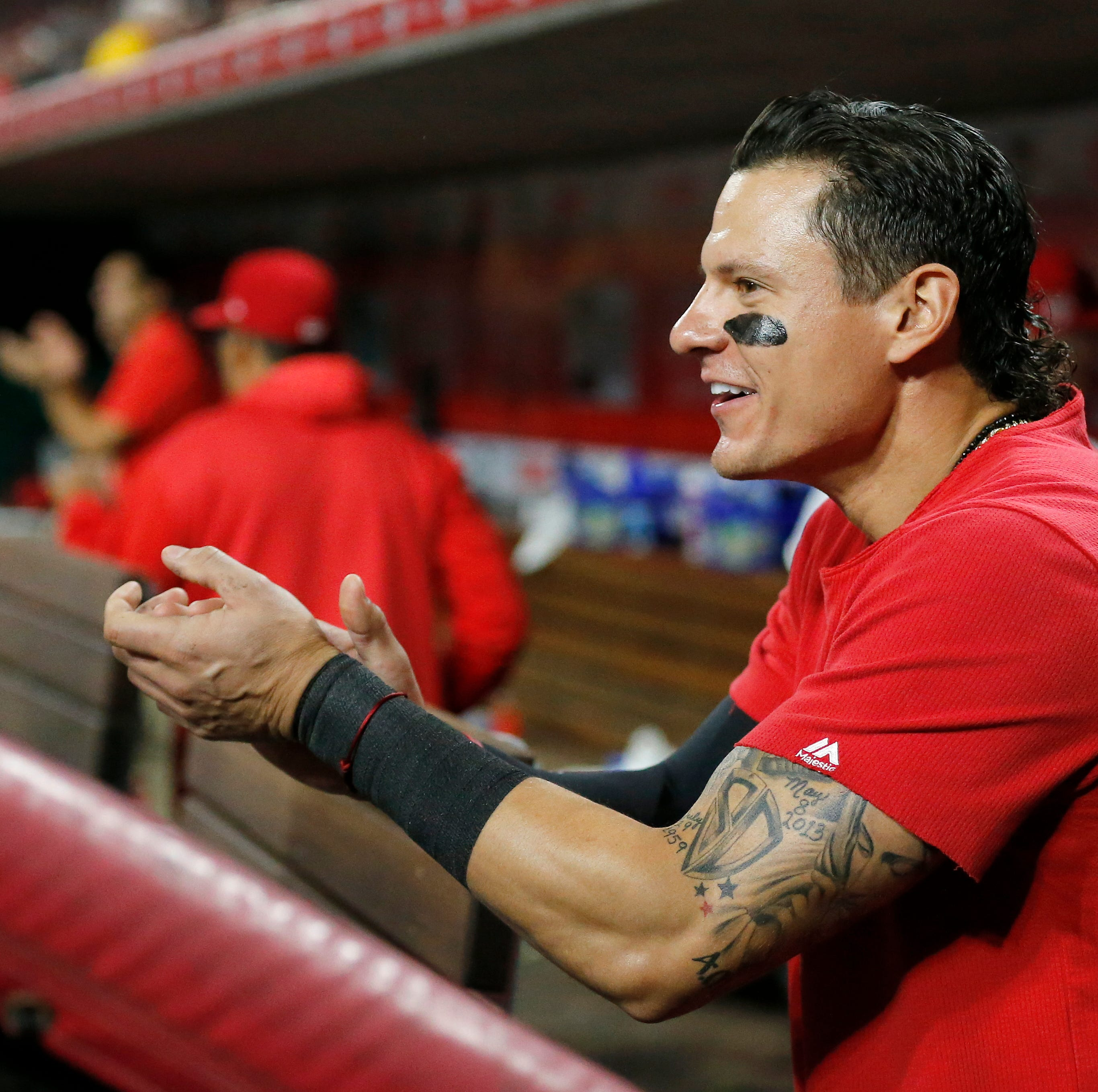 Derek Dietrich on 'Intentional Talk': I've got to think of something for throwbacks Sunday