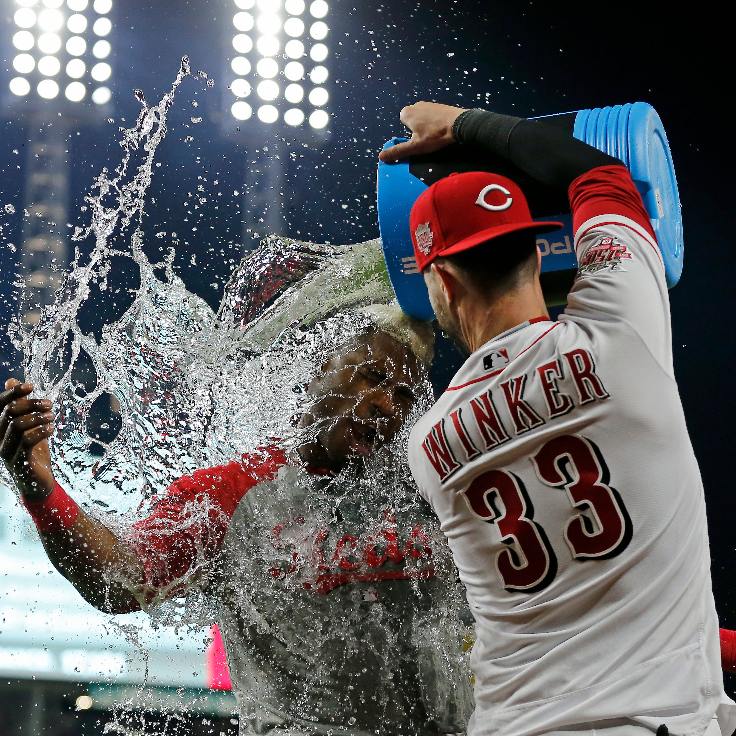 Cincinnati Reds complete comeback against Chicago Cubs with Yasiel Puig walk-off single
