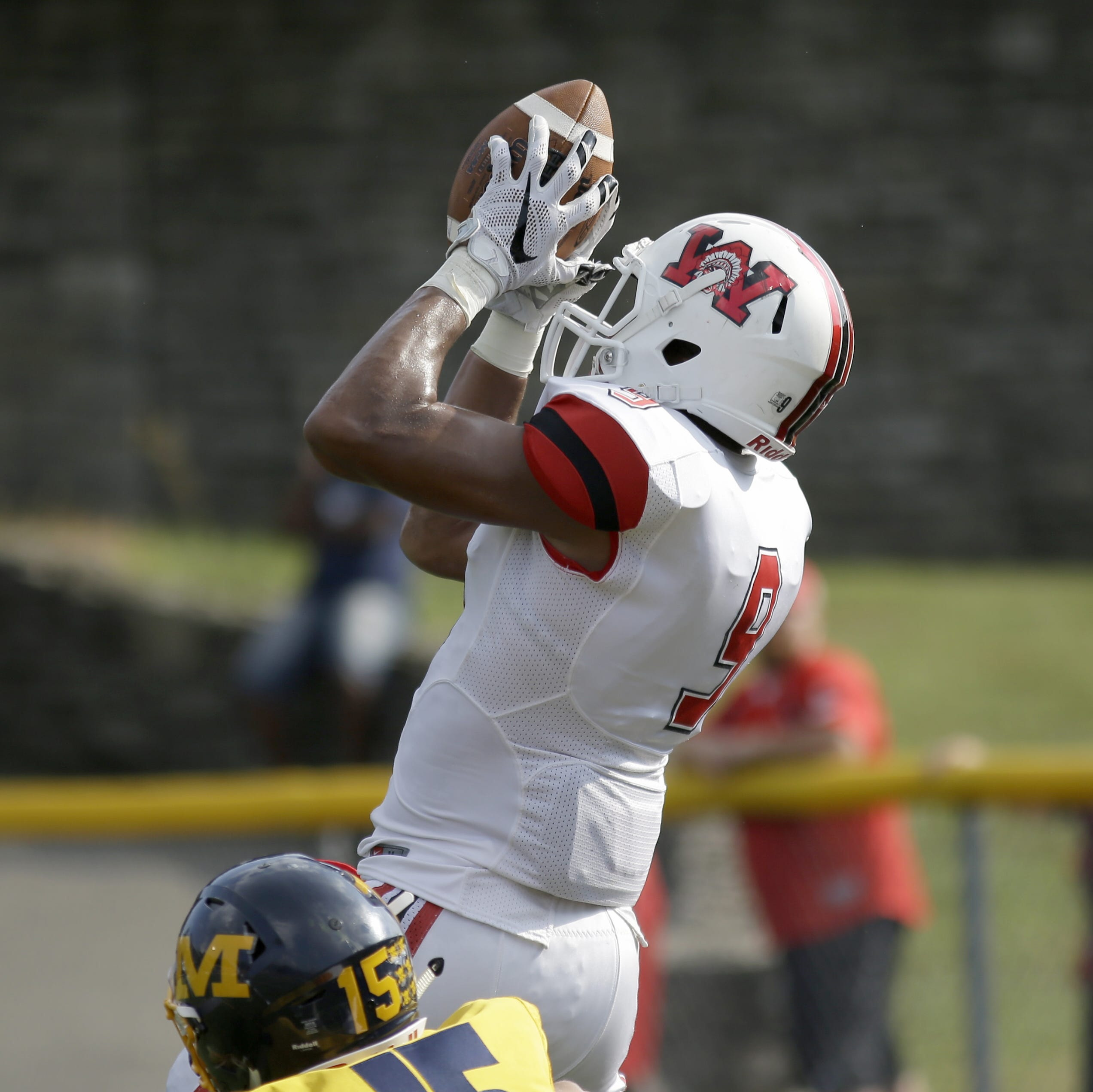 Blue Smith of Wayne High School transfers from Ohio State to UC football