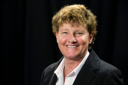 Charmaine McGuffey, who spent 33 years in the the Hamilton County Sheriff's department before being fired two years ago, will now challenge the current sheriff, Jim Neil, in 2020. McGuffey rose to the rank of Major and spent her last five years overseeing the Justice Center. McGuffey is a democrat.