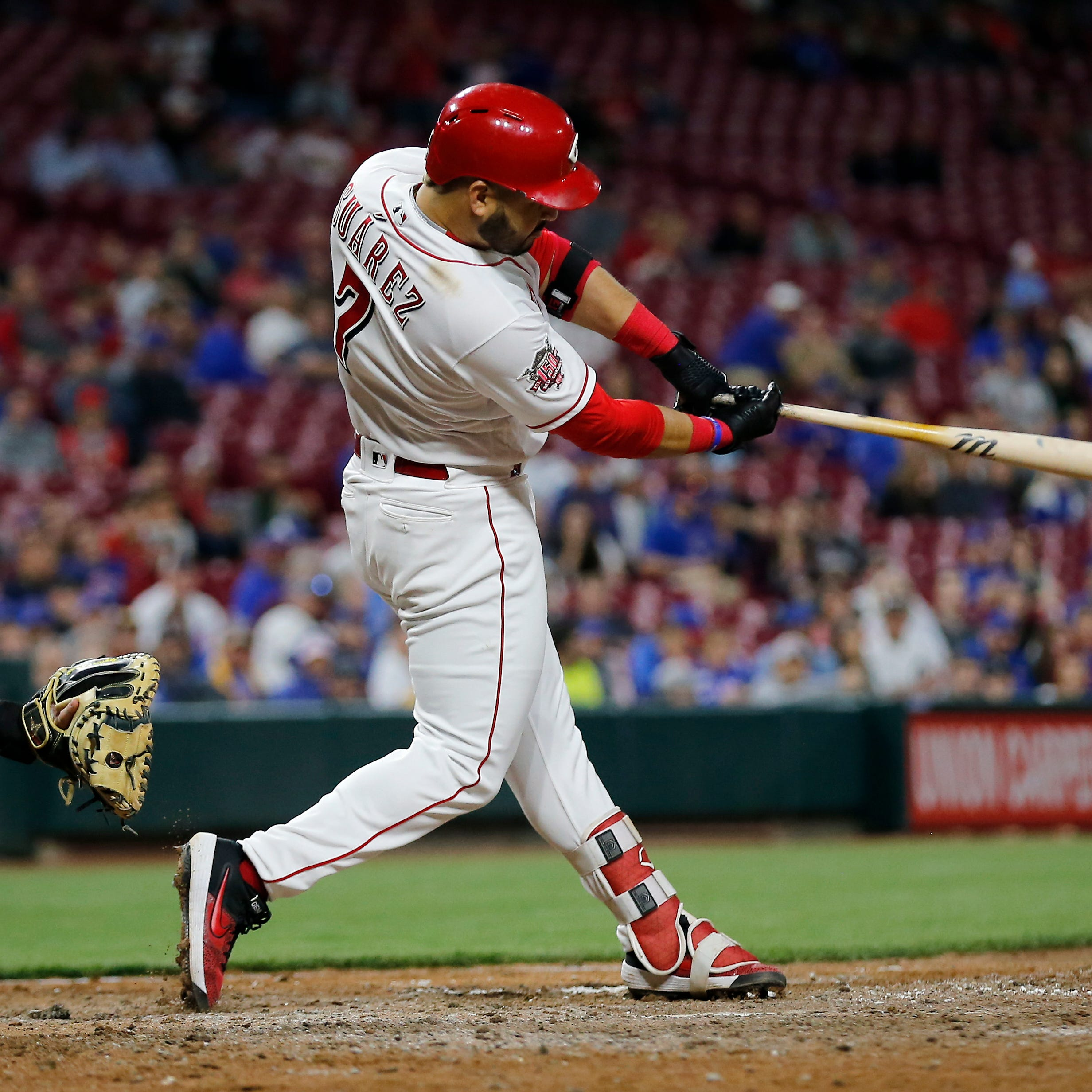 Cincinnati Reds rally – twice – in series opener to beat Chicago Cubs 6-5 at Wrigley Field