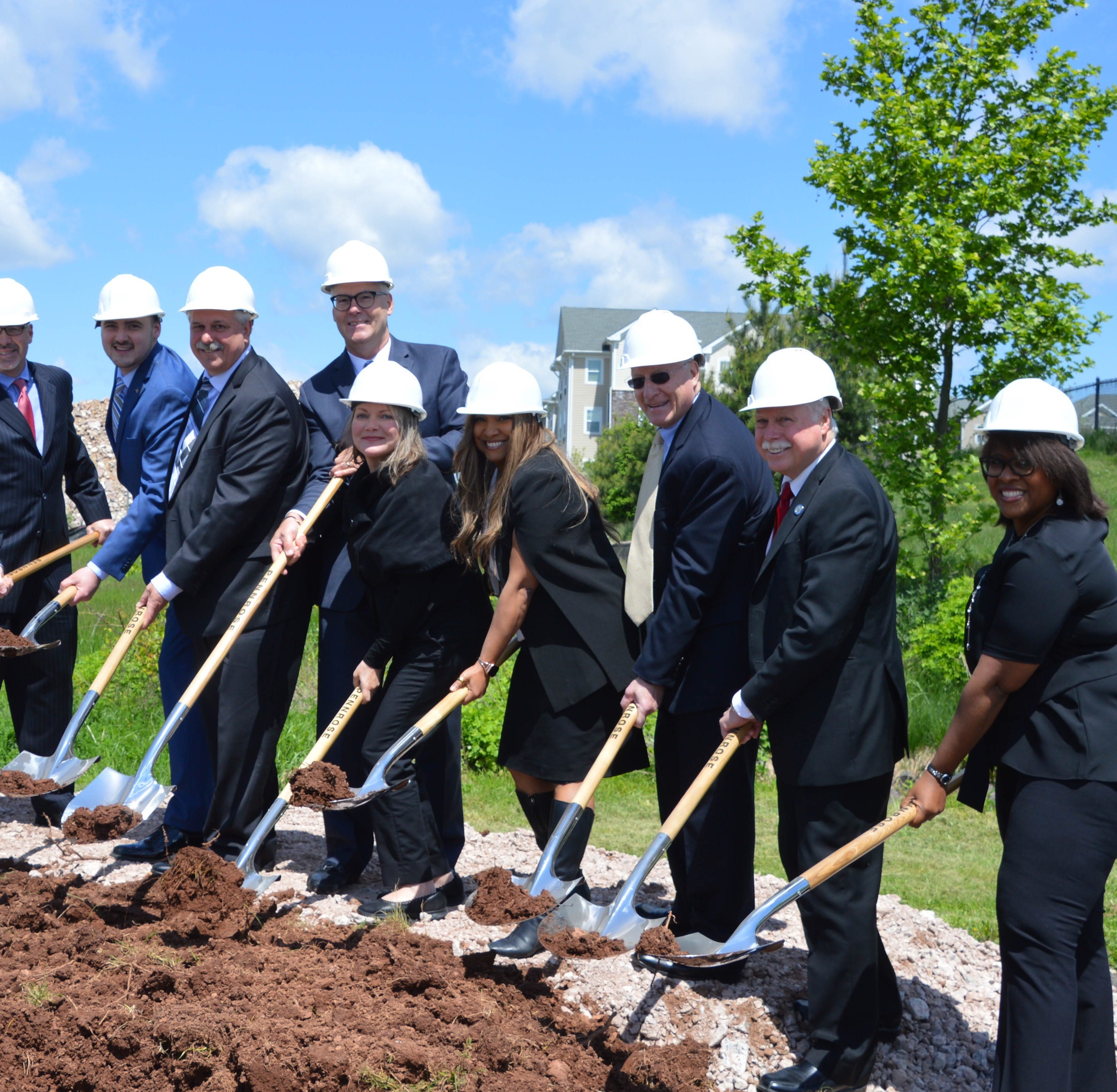 Edison: Affordable housing project breaks ground at Camp Kilmer