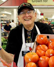 Fagan is a living legend. At 93, the WWII veteran is an iconic fixture in the community. Working full-time as a service manager at the ShopRite of Flemington for 25 years, Fagan does not intend to retire — ever.