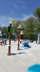 The Union County spray park in Linden's Wheeler Park is set to open May 25.