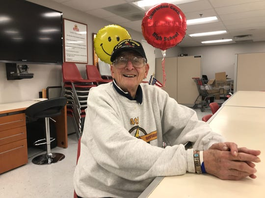 Archie Fagan is a living legend. At 93, the WWII veteran is an iconic fixture in the community. Working full-time as a service manager at the ShopRite of Flemington for 25 years, Fagan does not intend to retire — ever.
