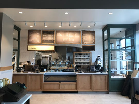 Panera Bread will open its newest New Jersey bakery-cafe at 2700 Woodbridge Ave., Edison, on May 22.