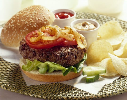 Old school is making a comeback with the Classic Ground Beef burger. Find the recipe at iabeef.org.