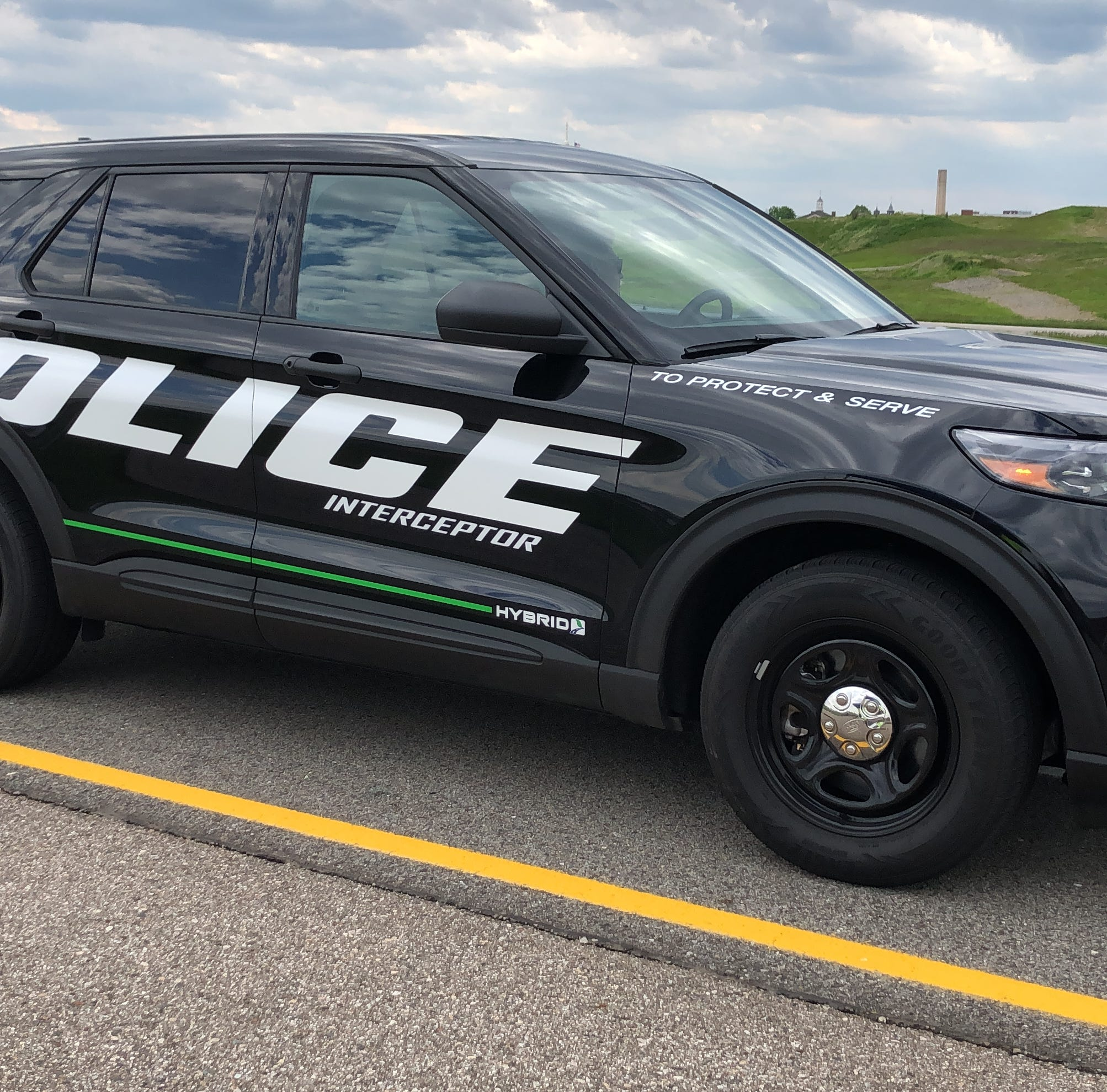 I got to drive Ford's new hybrid SUV built for cops. They will love it