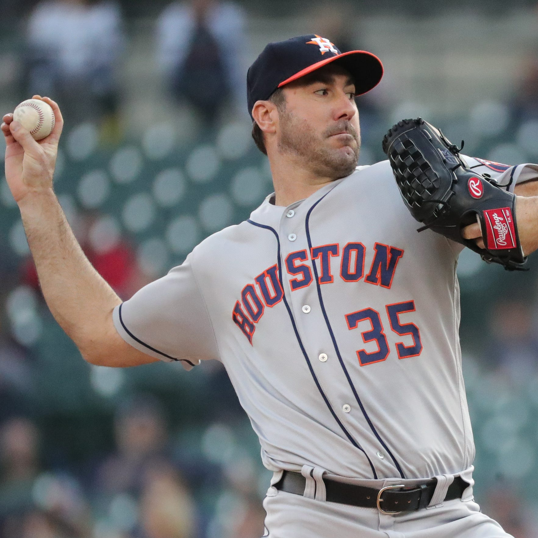Detroit Tigers observations: Justin Verlander dominant, Candelario sent down to Triple-A