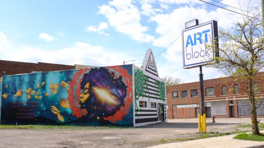 A liquor store-turned-marijuana dispensary-turned-vacant building in Detroit's Northwest Goldberg neighborhood will see new life as an art-centric community center.