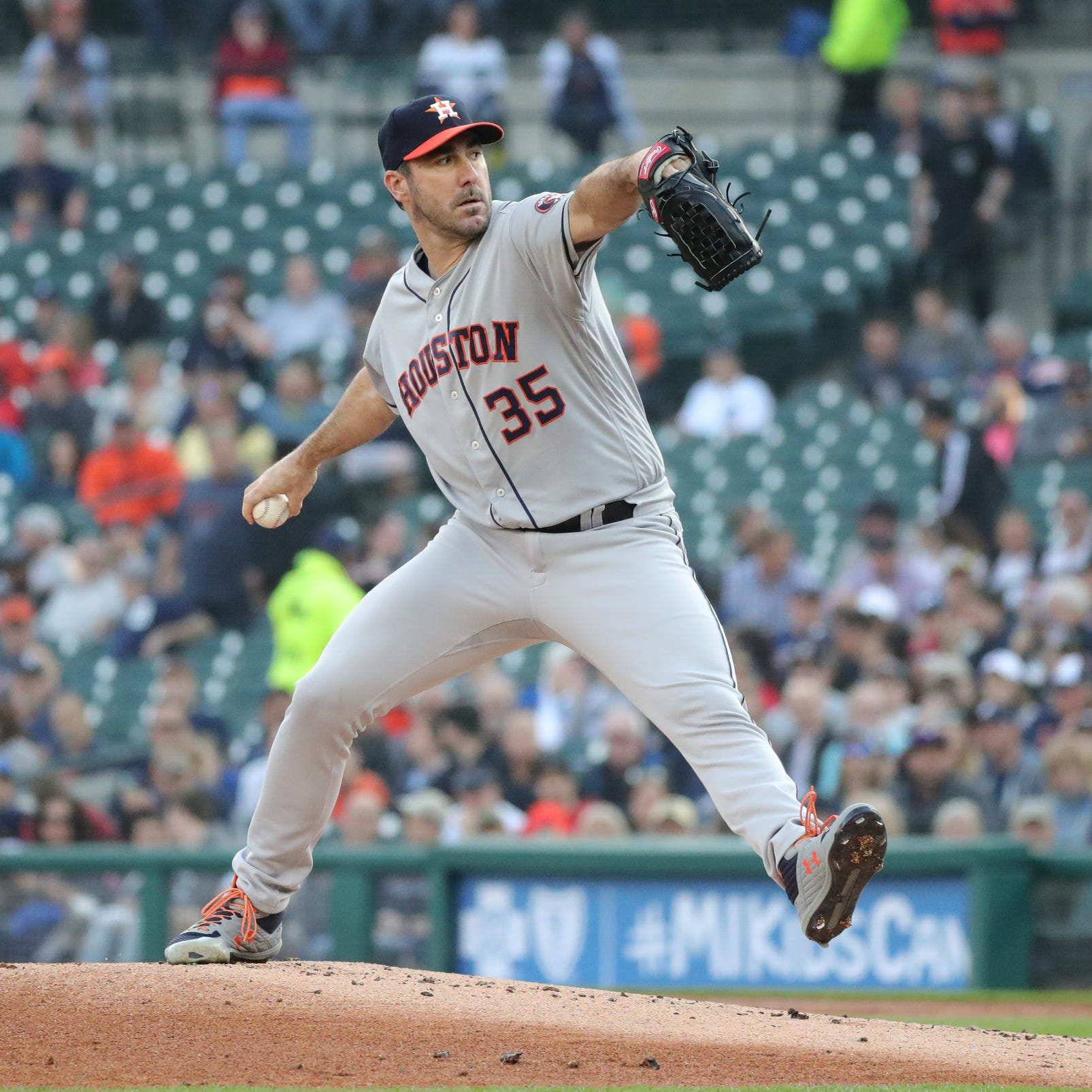 Justin Verlander's 2nd return against Detroit Tigers 'kind of sad'