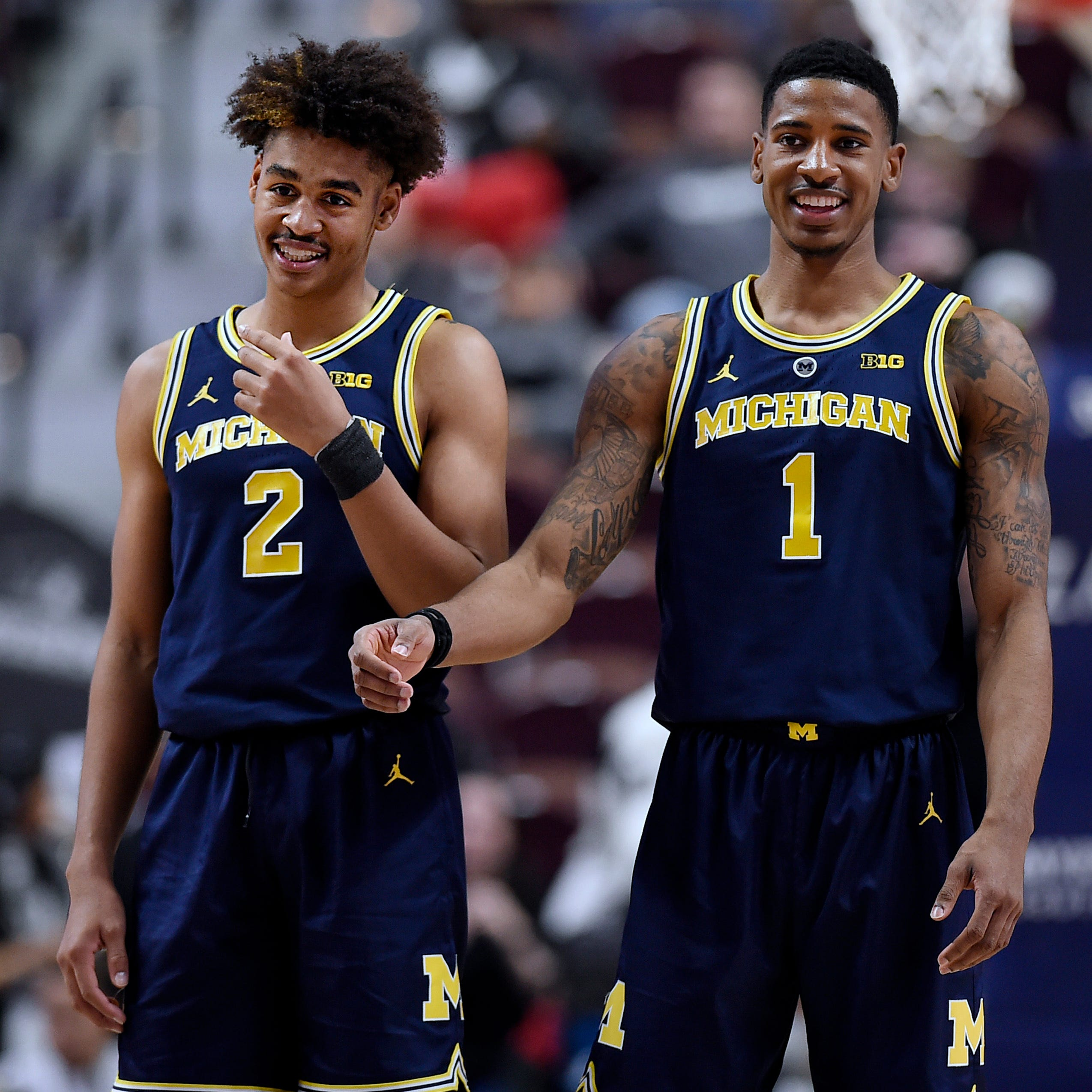 Analyst: Michigan's Brazdeikis, Poole, Matthews have shortcomings to overcome as pros