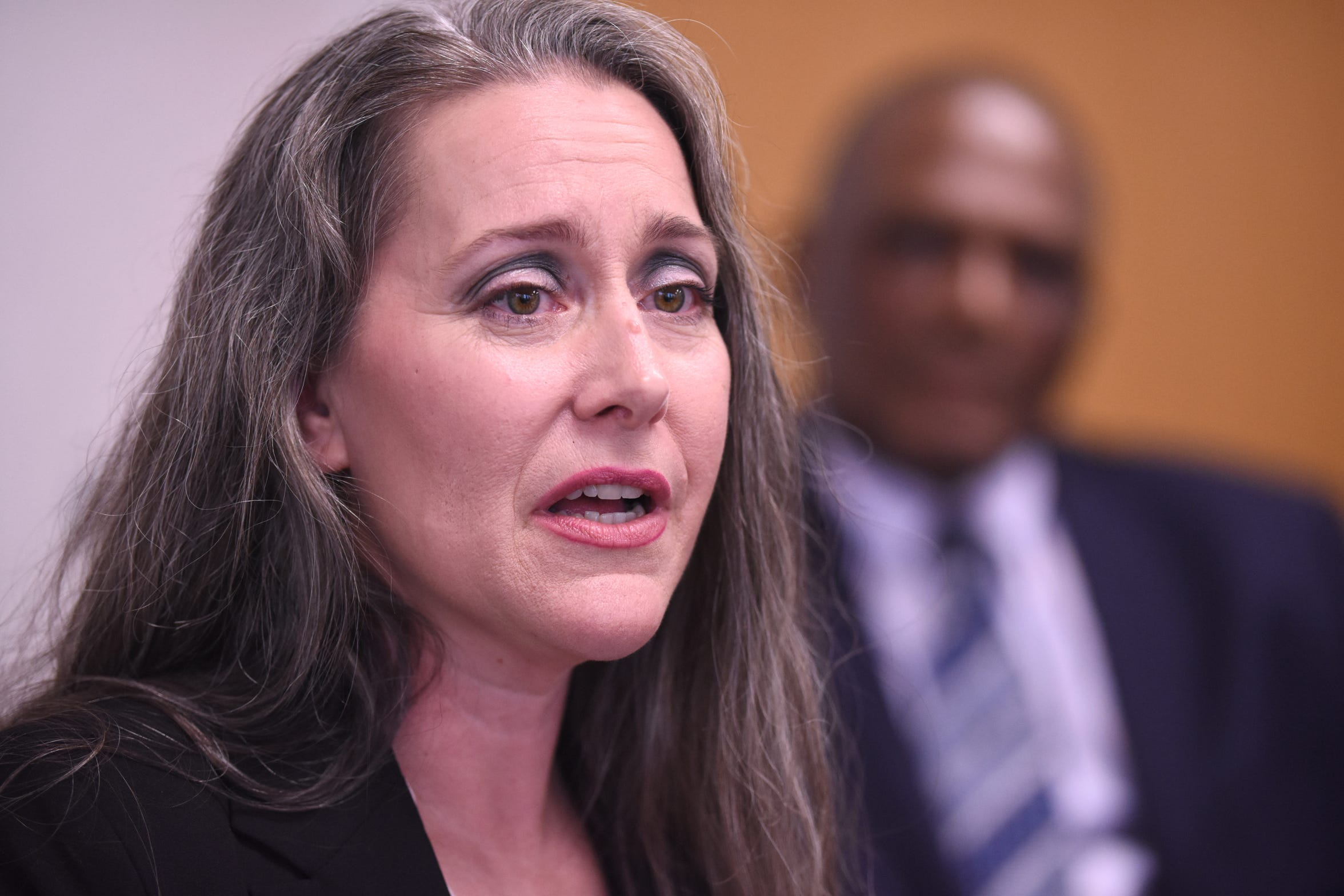 Melissa Chapman spent more than three decades behind bars for her role in the 1987 killing of Michael Gaines.