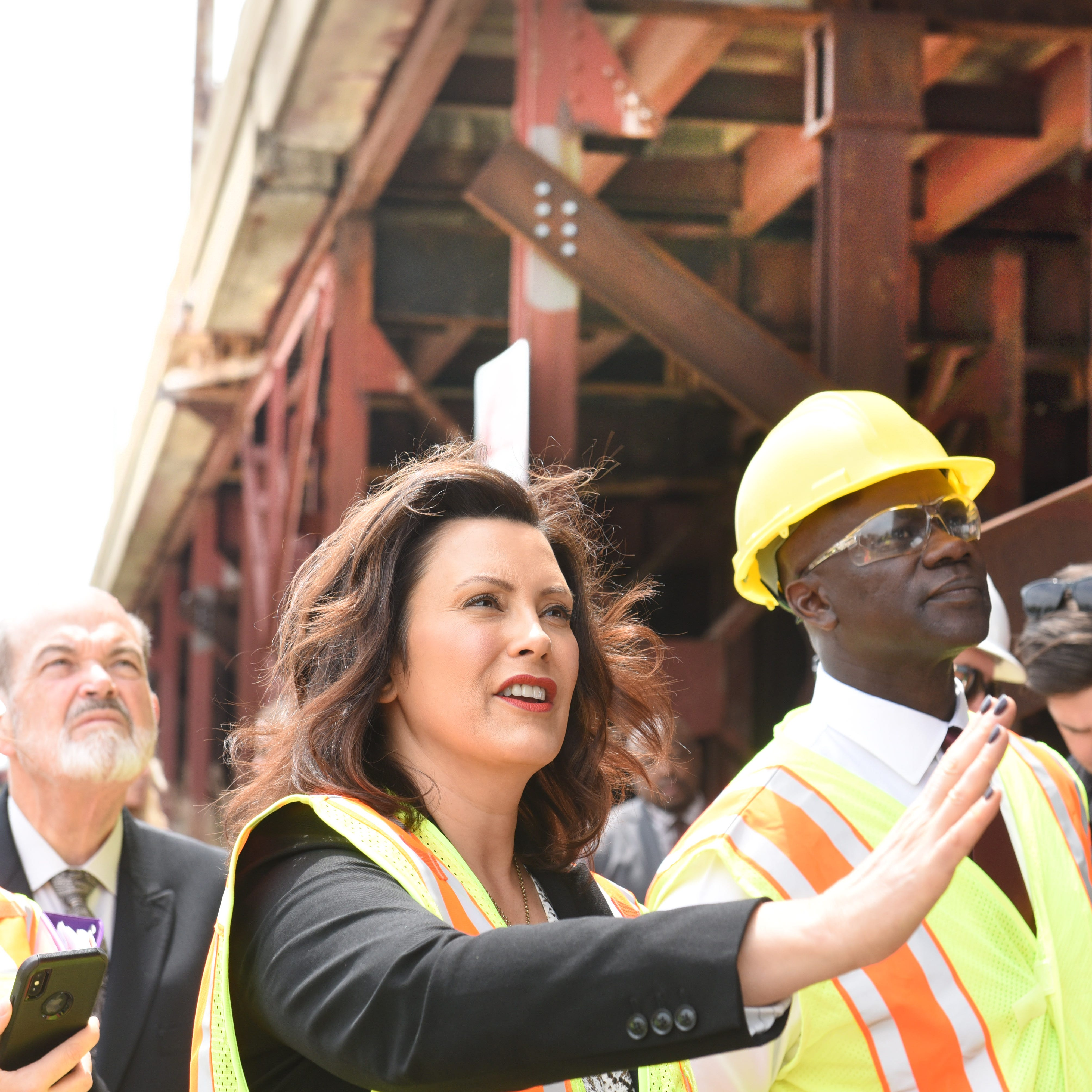 Gov. Whitmer calls Michigan's infrastructure a 'crisis'
