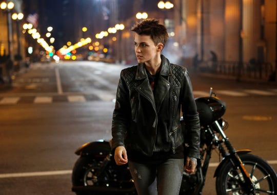 """Ruby Rose as Kate Kane from the upcoming series """"Batwoman,"""" premiering Sunday."""