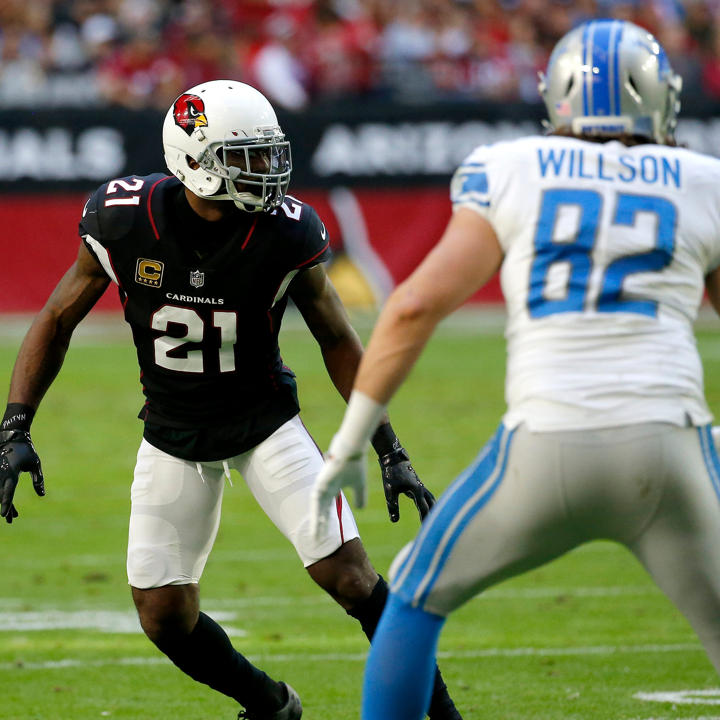 Cardinals cornerback Patrick Peterson suspended, will miss Week 1 vs. Lions