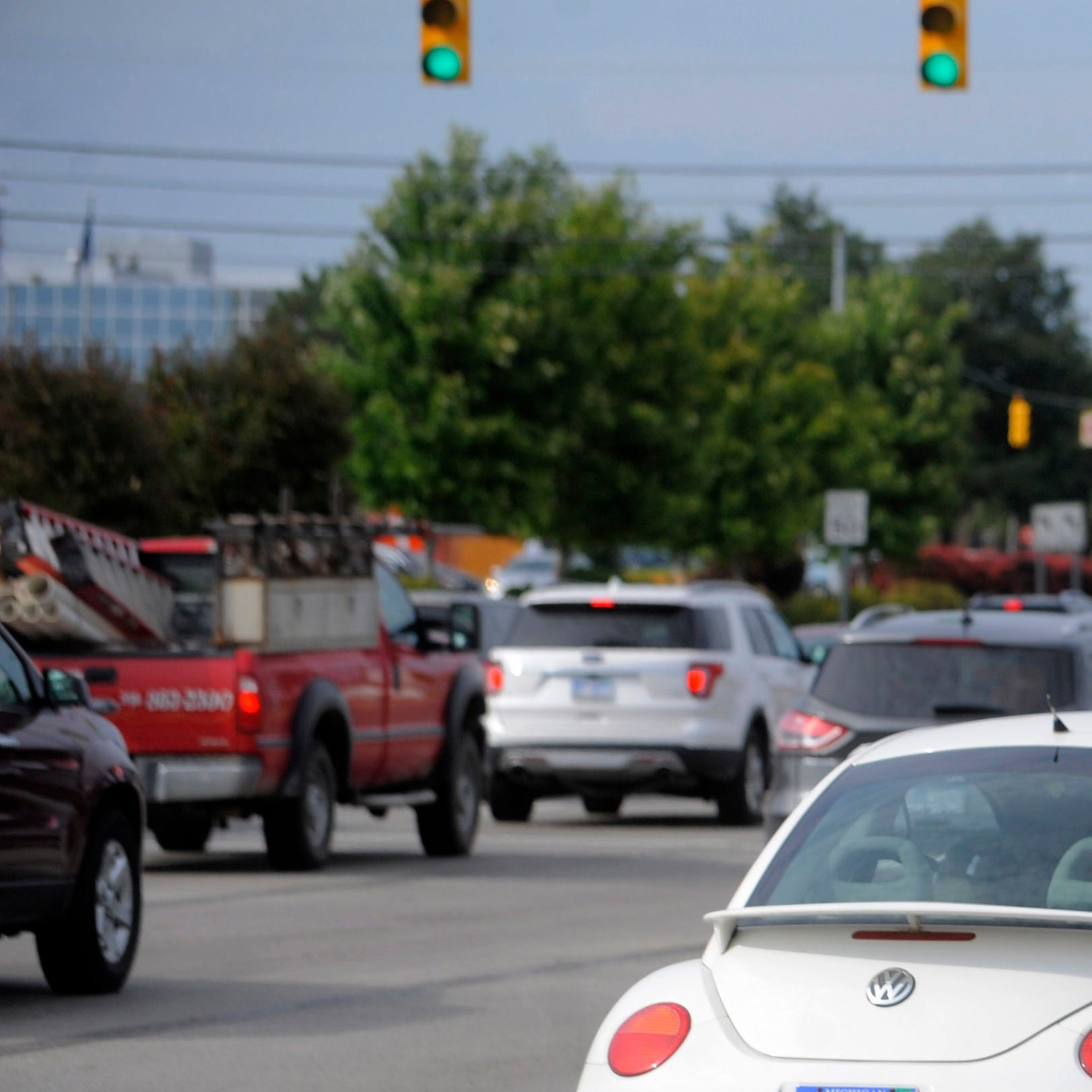 Study: 12 Mile and Telegraph state's most dangerous intersection in 2018