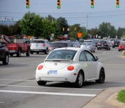 The No. 1-ranking Southfield intersection had 145 reported crashes last year compared to 150 in 2017, but had the highest overall amount compared to other areas in Michigan.