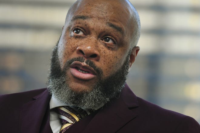 Orlando Flowers is one of seven ex-inmates from Wayne County who were released after receiving a commutation on first-degree murder charges from then-Gov. Rick Snyder.