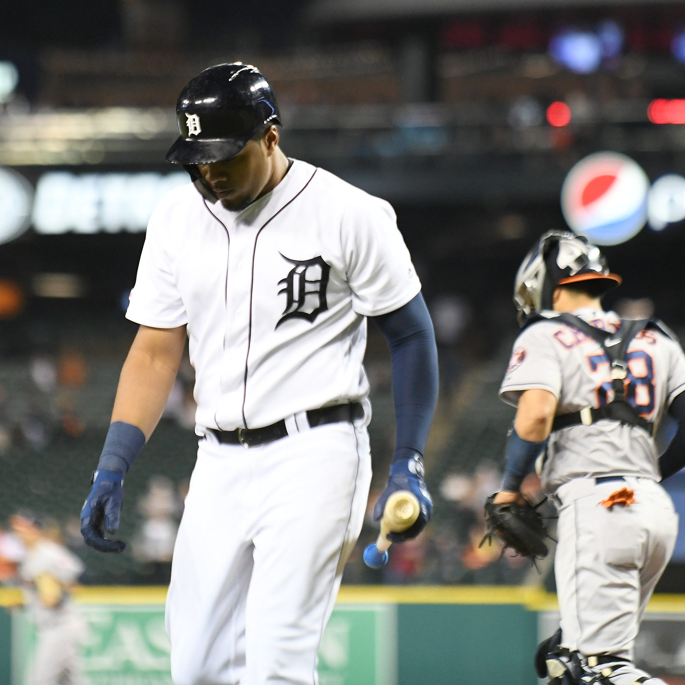 'He needs to find himself:' Tigers option Candelario to Triple-A Toledo