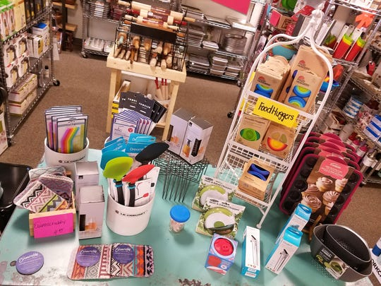 Thyme in the Kitchen is Evansville's shop for kitchen gadgets, tabletop, cooking classes and more.