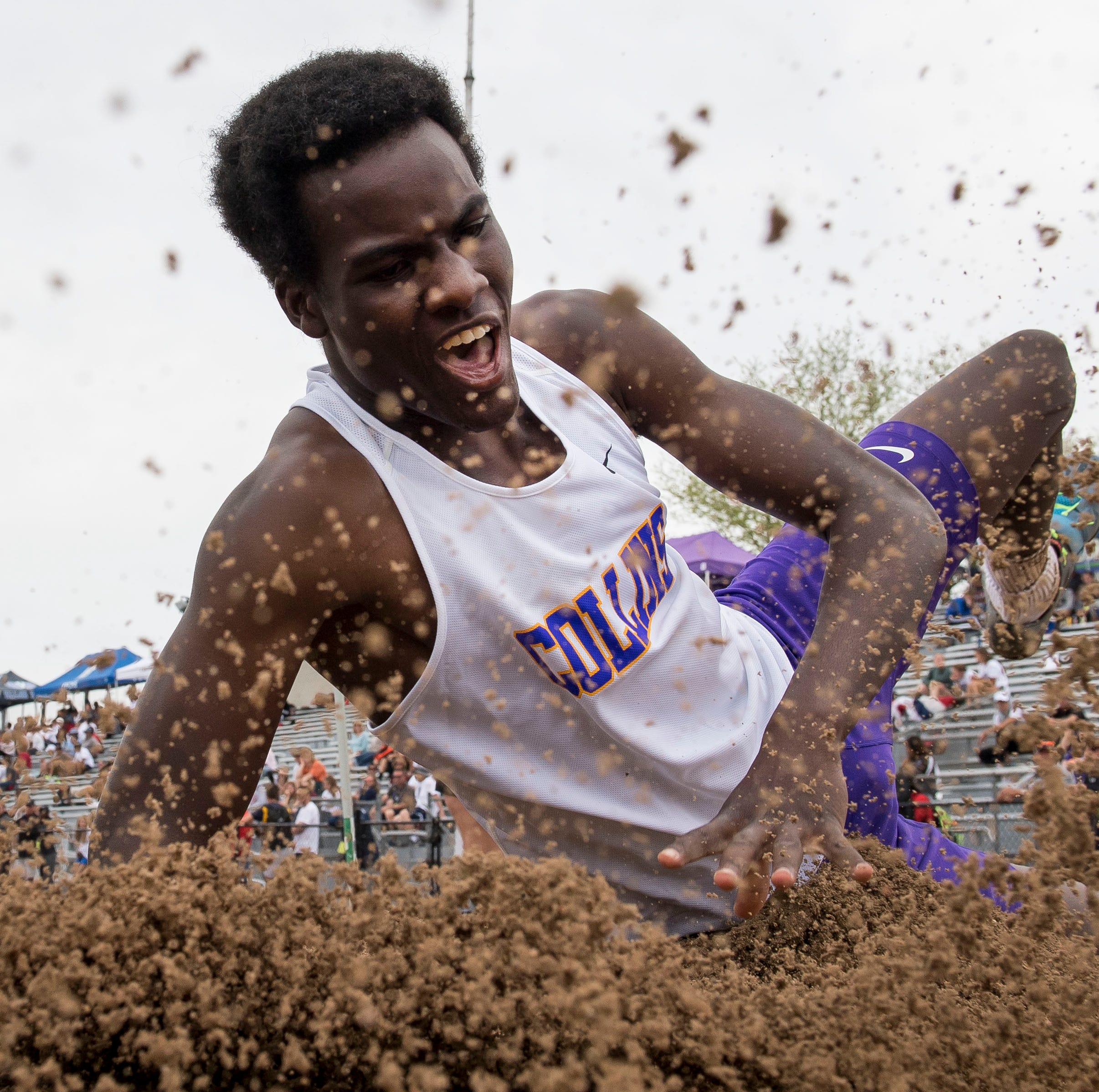 Recap: First day of Colorado high school state track and field meet