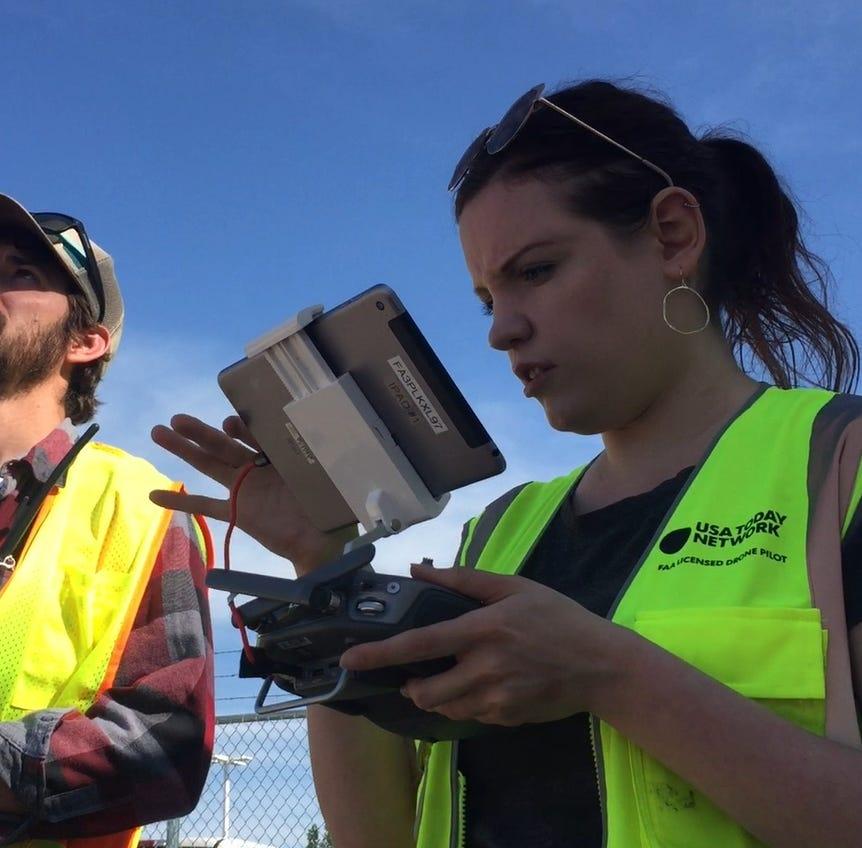 Meet the Coloradoan drone team