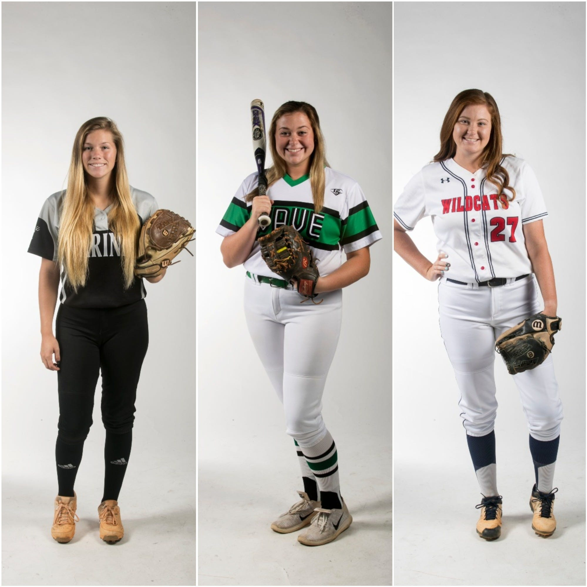 The News-Press 2019 All-Area Softball team