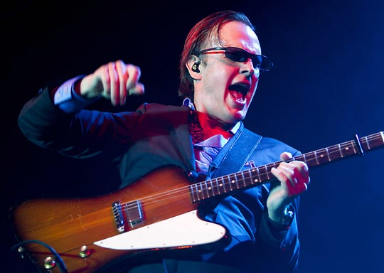 Blues-rock guitarist Joe Bonamassa returns to the Weidner Center on March 12.