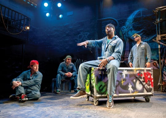 """The Q Brothers mix hip-hop, theater and comedy to present """"Othello: The Remix"""" on Feb. 14 at the Weidner Center."""