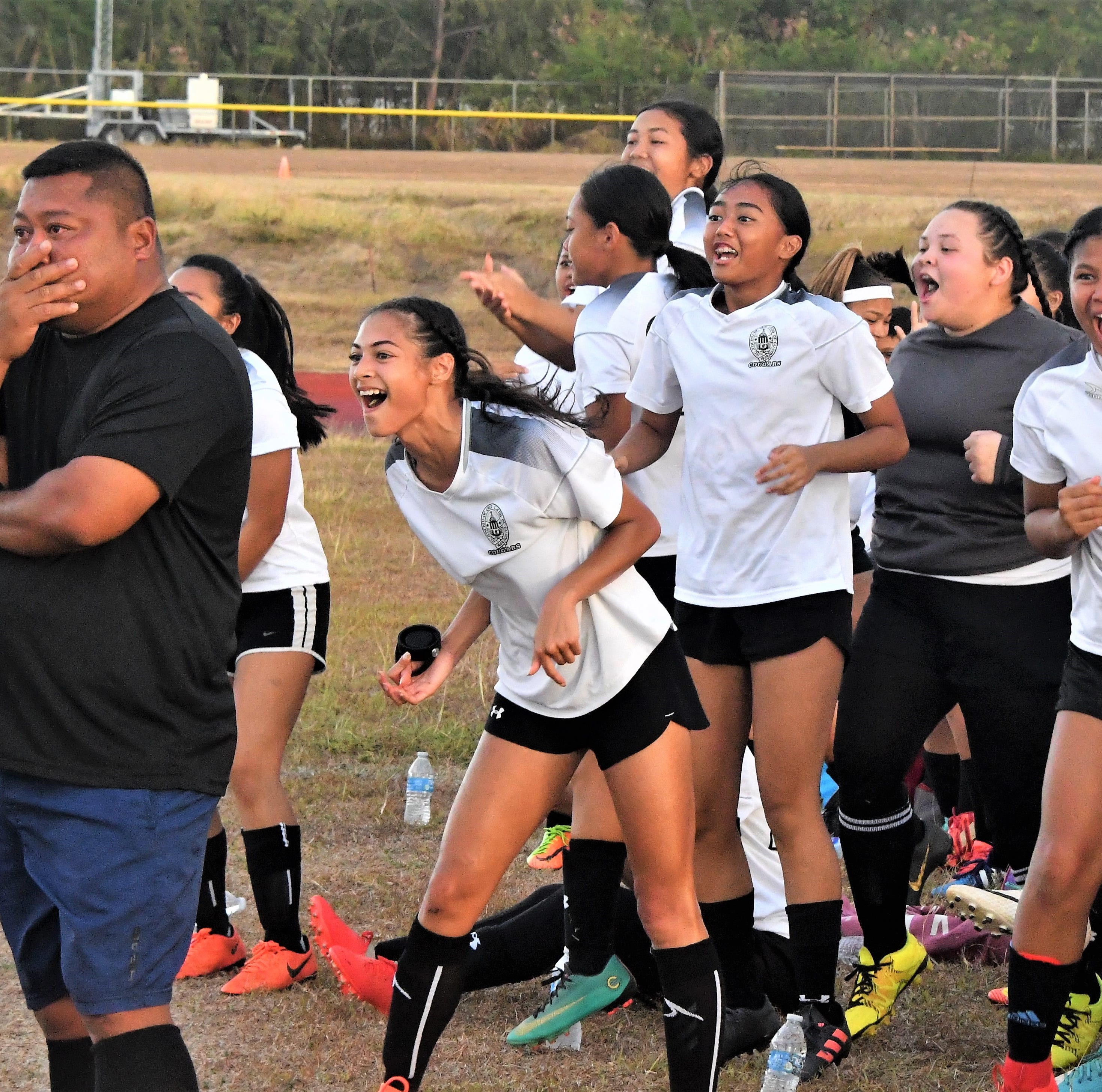 Academy Cougars headed to Girls Soccer title match