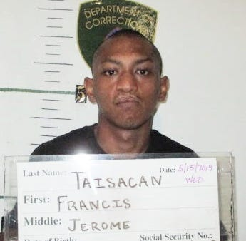 Detectives arrest Francis Jerome Taisacan in Chalan Pago home invasion
