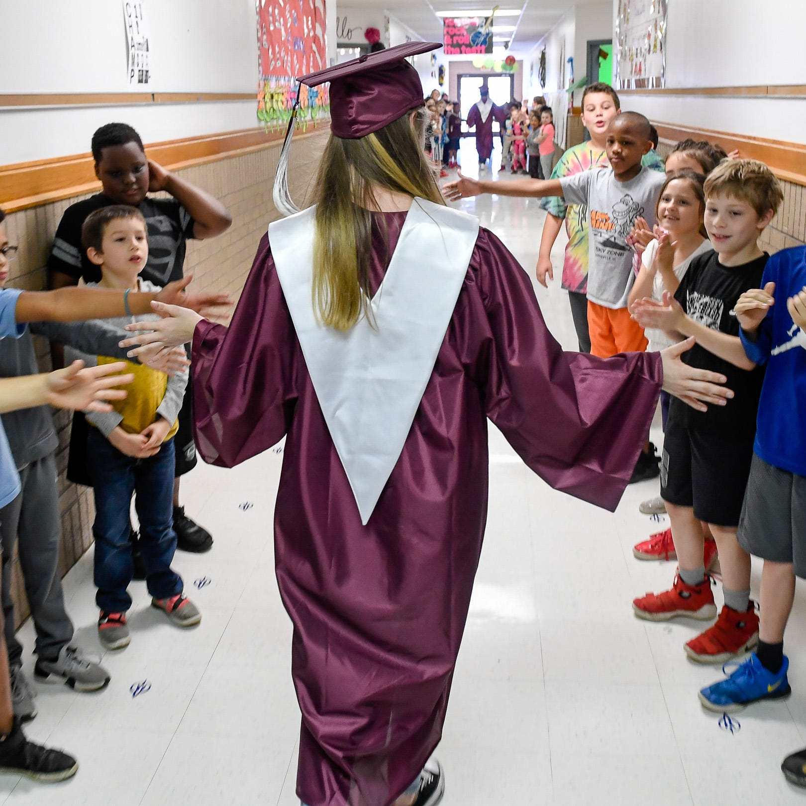 Congratulations! Here's a list of all the 2019 Henderson County High School graduates