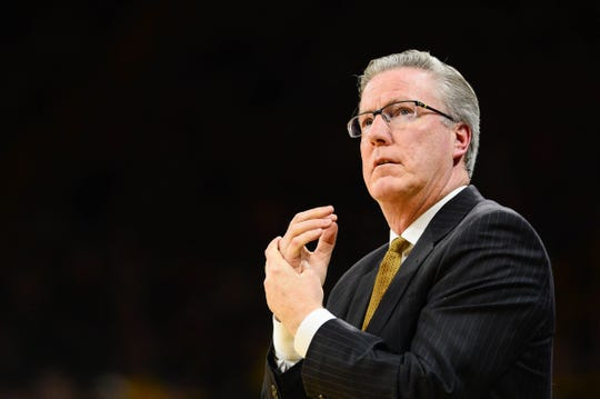 Fran McCaffery was out on the recruiting trail this past weekend, looking for pieces to his 2020 recruiting class.