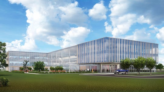 Cummins Inc. announced new building projects on May 16, 2019 which included this Greenwood facility that will house a digital and information technology hub.