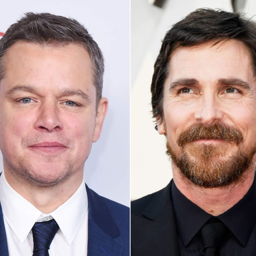 Indianapolis 500 revs its star power with Race Day roles for Matt Damon and Christian Bale