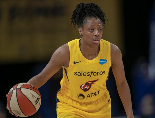Fever drop fifth game in a row with 78-70 loss to Sky