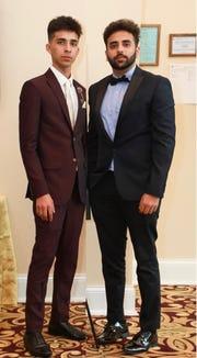 Varundeep Bring (L) and Davneet Chahal were killed in a Hamilton County car crash May 15.