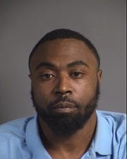Marcus Deonte Garvin, 38, faces several OWI-related charges after his car allegedly collided with a pole, sending a passenger with severe injuries to the hospital, Thursday, May 9, 2019.