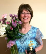 Beth Broman was recently named the Sweet Adeline Leading Lady of the Year.