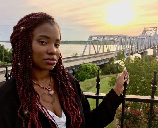 Jessica Reese, 25, of Vicksburg, was bounced in and out of 14 foster homes after years of neglect and abuse. A graduate of Vicksburg High School, she's struggled to continue her education in college but is determined to keep trying.