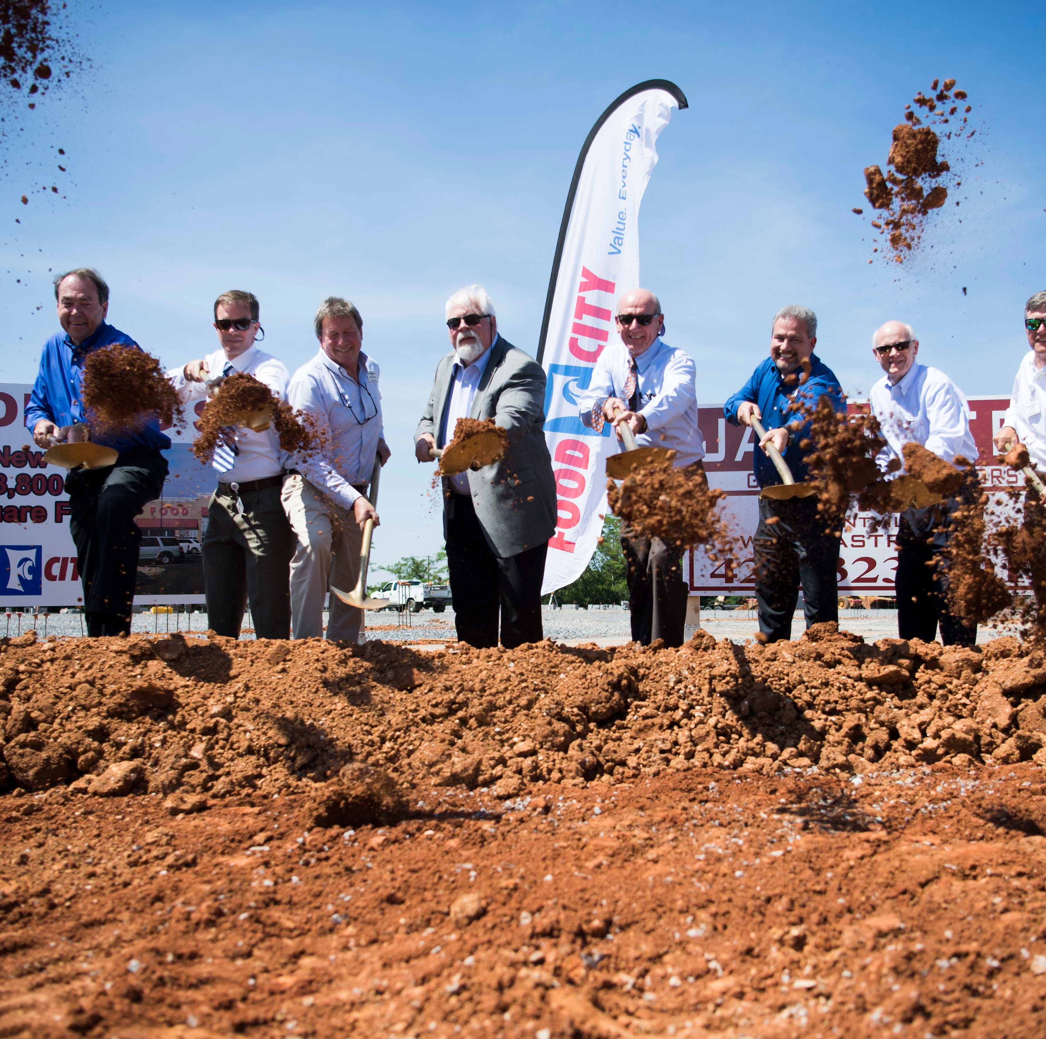 Food City breaks ground on Maryville store that will open this fall