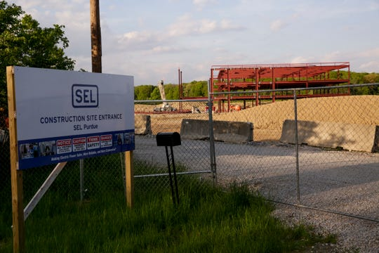 Schweitzer Engineering Laboratories, at the corner of US-231/52 and Indiana-26, Wednesday, May 15, 2019, in West Lafayette. SEL is part of the State Street Corridor Developments.