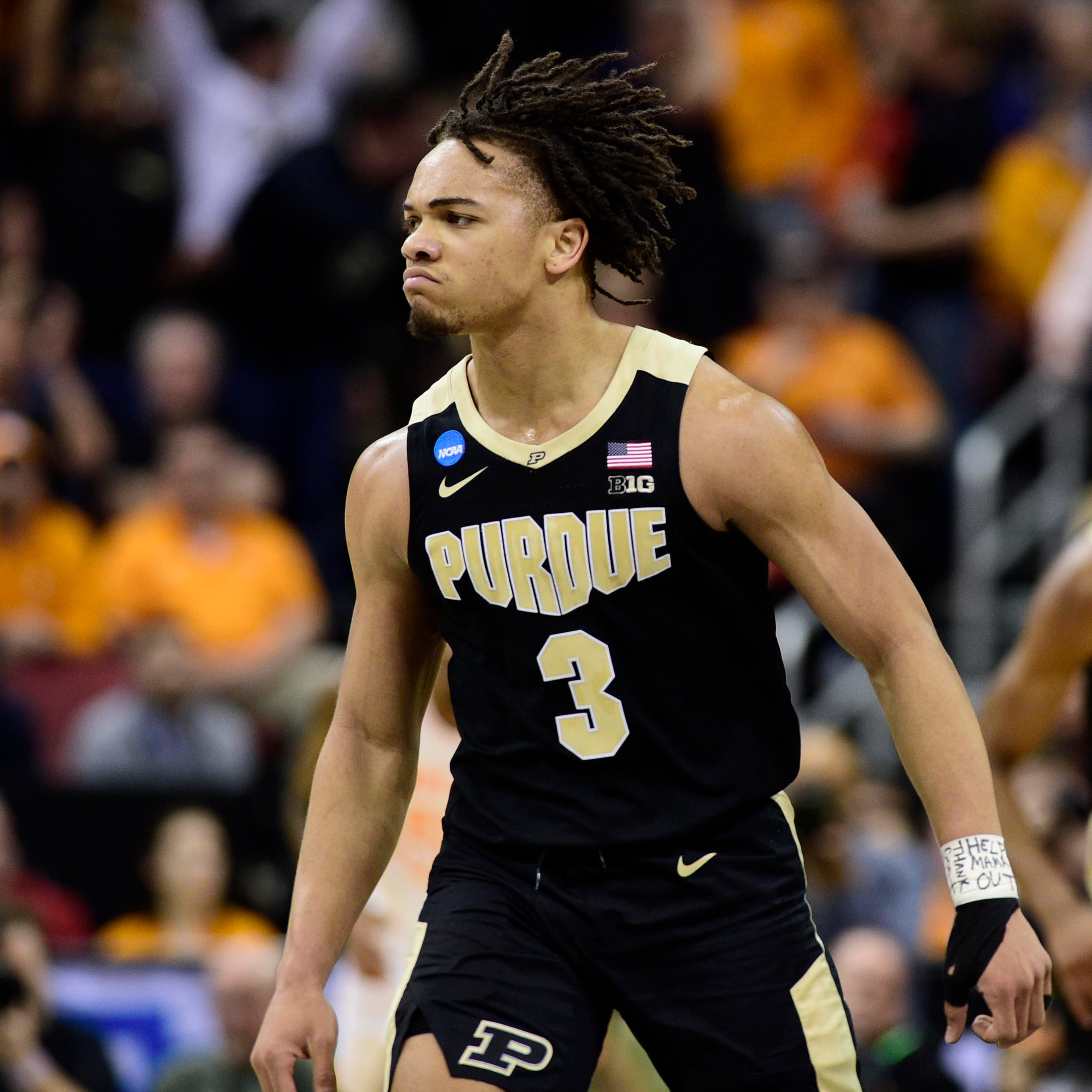 Purdue basketball's Carsen Edwards preparing for undetermined NBA role