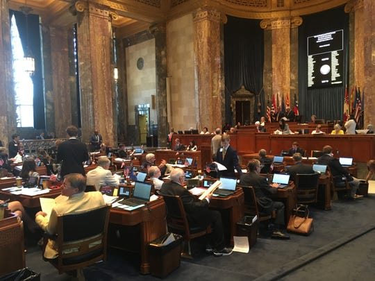The Senate voted Wednesday to approve the governor's education plan that includes a $39 million increase for K-12 schools.